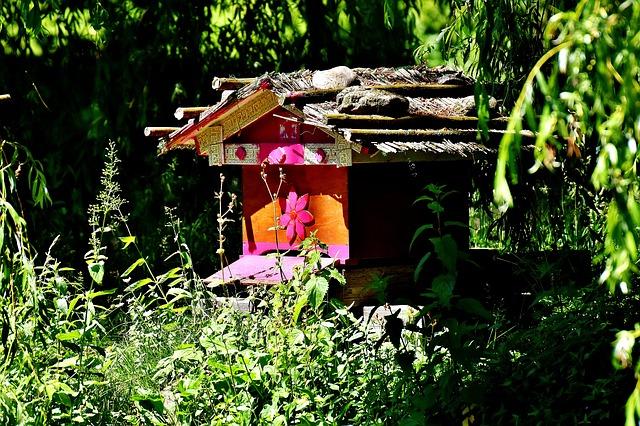 domeček pro včely