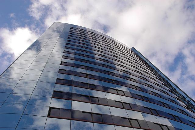 management, vysoké budovy